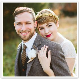 Dalton freight depot wedding